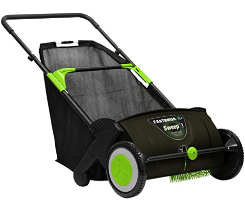 Earthwise LSW70021 21-Inch Leaf & Grass...