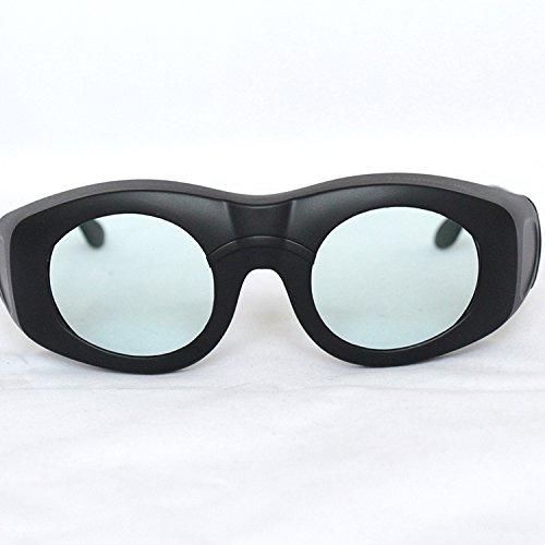 Q-BAIHE holmio Gafas de Protección para Láser 2100NM Láser Gafas 980–2500NM luz Gafas de Protección Gafas de Seguridad