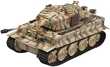 Easy Model Tiger I Late Type Totenkopf Panzer Division 1944 Military Vehicle Kit