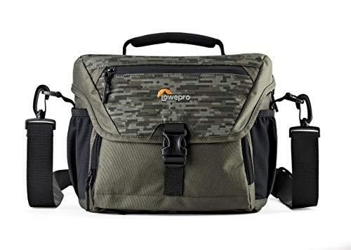 Lowepro Nova 180 AW II - Bolsa para Material fotográfico, Mica/Camuflaje Pixelado