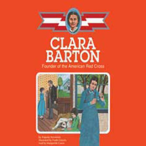 Clara Barton audiobook cover art