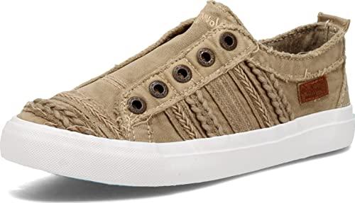 Blowfish Malibu Women's, Parlane Sneaker Desert Khaki 9 M