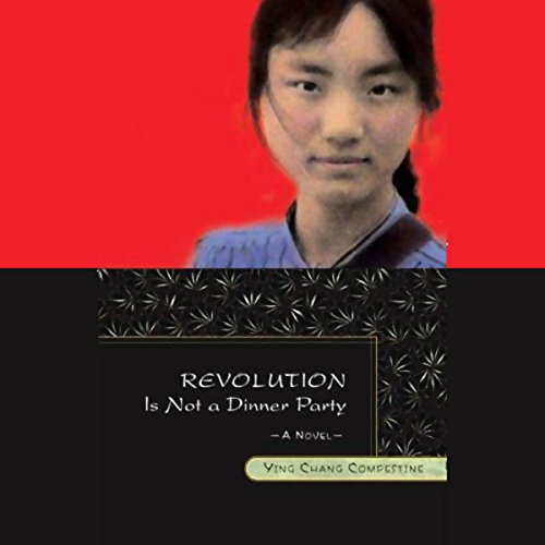 Revolution Is Not a Dinner Party  audiobook cover art