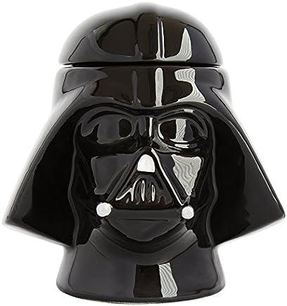 Preisvergleich für Star Wars 21825 Darth Vader Eierbecher mit Salzstreuer in Keramik-in Geschenkverpackung, 8 x 8 x 10 cm