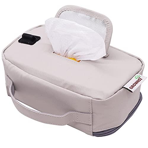 Wipe Warmer | Collapsible Wipe Diaper Dispenser