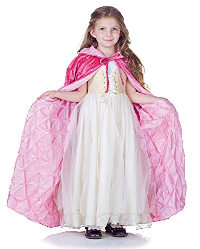 Horror-Shop Velvet enfants Cape Deluxe