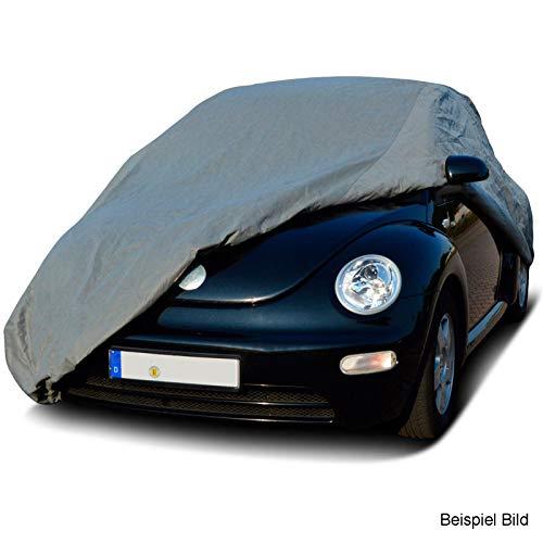 Autoplane passend für BMW 3er Cabriolet E93 Indoor ECO Abdeckplane Autogarage Schmutzabweisend für Kfz Pkw Autoschutzdecke
