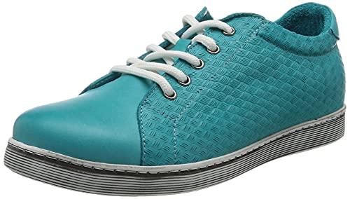 Andrea Conti 11702, Zapatillas Mujer, Aquamarine, 39 EU