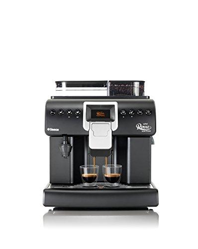 Saeco 10005230 HD 8920/01 Royal GRAN Crema Kaffeevollautomat, Kunststoff, 2.2 liters, Silber