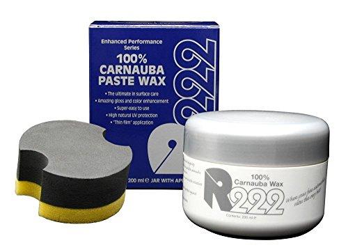 R222 Carnauba Wax Autowachs