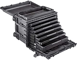 New Pelican 0450 case with Drawers & top Tray. (6 one inch & 1 Two inch Drawer).