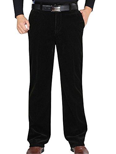 (ネルロッソ) NERLosso コーデュロイパンツ メンズ 裏起毛 暖パン 暖かい 防寒 裏ボア ボトムス コールテン 長ズボン スラックス カジュアル カラー ワーク 大きいサイズ 正規品 32サイズ コーヒー cmy2463-32-co