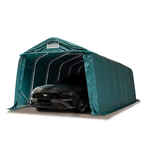 2. Garagenzelt Carport 3,3 x 4,8 m