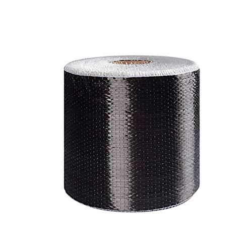 SOFIALXC - Sábana de tejido de fibra de carbono (200 g/m2), 20cmx500cm