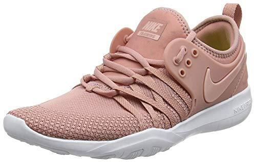 Nike Damen WMNS Free Tr 7 Sneaker, Pink (Rust Pink/White/Coral Stardust 604), 38 EU