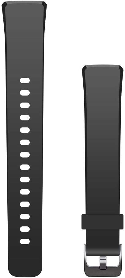 MorePro V19 Fitness Tracker Band, Adjustable Replacement Accessories Classic Sport Strap (Black)
