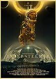 yangchunsanyue Klassischer Film Interstellares Poster Nolan