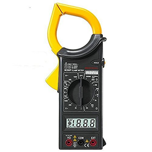 Mastech M266F Digital AC Clamp Meter