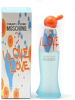 I Love Love By Moschino - Edtspray 1.7 Oz Ladies Fragrance