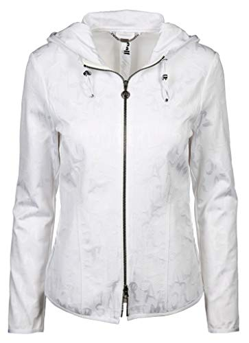Sportalm Damen Sweatjacke Größe 34 EU Weiß (weiß)
