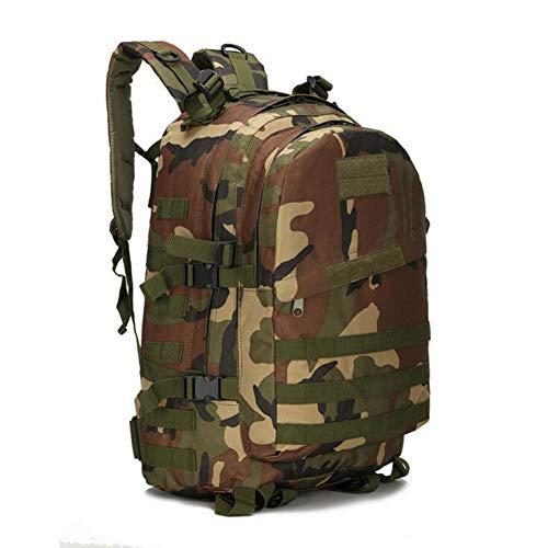 CGMZN Sac à Dos 55L 3D Outdoor Sportclimbing Mountaineering Backpack Camping Hiking Trekking Rucksack Travel Outdoor Bag