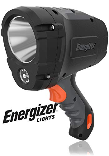 ENERGIZER LED Spotlight, IPX4 Water Resistant, Super Bright LED Spotlight Flashlight, Impact-Resistant, Heavy Duty… 3