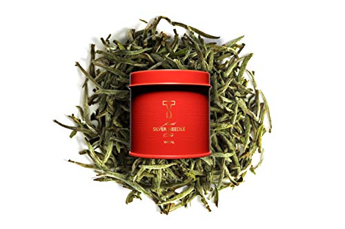 WITAL TEA SILVER NEEDLE - Weißer Tee - 60g Dose