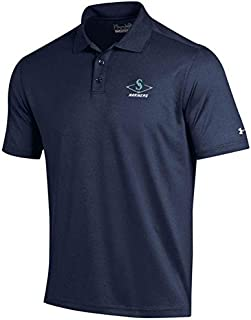 Under Armour Under Armour Seattle Mariners Navy MLB Performance Polo シャツ ポロシャツ 【並行輸入品】