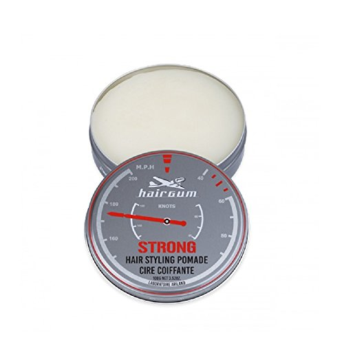 Hairgum, Arcilla y barro y cera (Fuerte) - 100 gr.