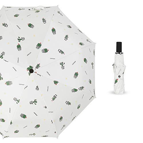 Protezione Solare per ombrellone Doppio Vinile Portatile per Uomo e Donna,Mezzaluna biancaNone,Free Size