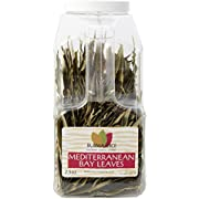 Mediterranean Bay Leaves | Aromatic Herb | Ideal for Aromatizing Rice, Pasta, Meat and Fish 2.5 oz.