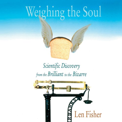 Weighing the Soul audiobook cover art