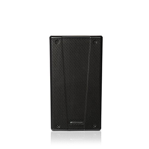 DB Technologies B-Hype 10 - Diffusore Monitor Audio Cassa attiva a due vie da 130W RMS - 260W Picco, Nero