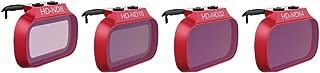 PGY Tech 4-Pack ND Filter Set PRO (ND8 / ND16 / ND32 / ND64) for DJI Mavic Mini