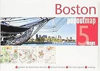 Popout Map Boston (Popout Maps)