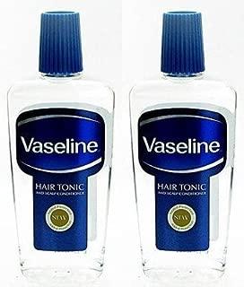 Vaseline Hair Tonic & Scalp Conditioner (Hair Oil) 300 ml (Pack Of 2)