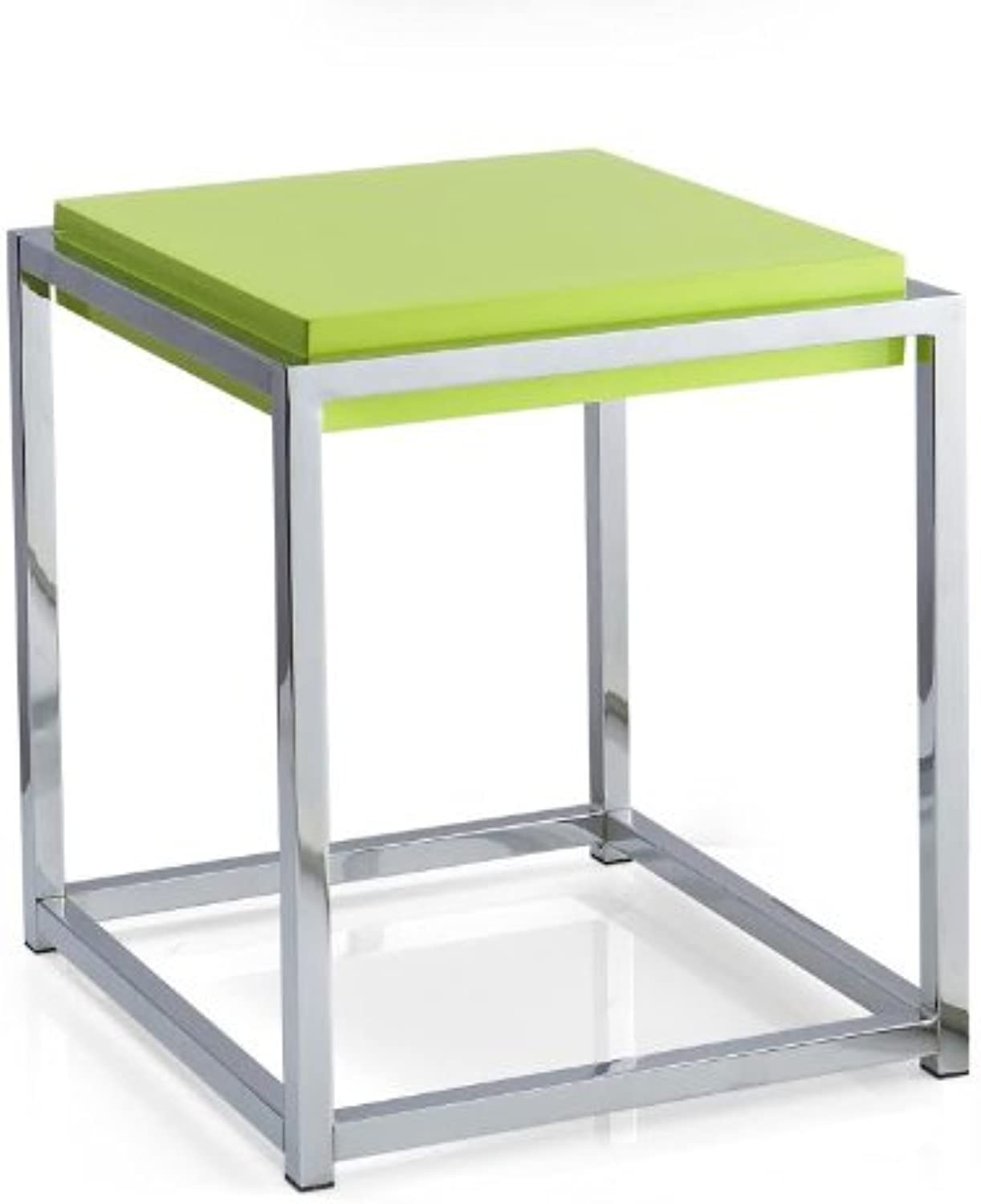 American Atelier Modern Accent Table, Green