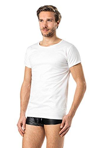 Verano Latex Herren Shirt 1/2 Arm- Vinyl -Shirt VA-C32-100 (XL)