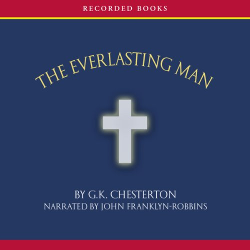 Page de couverture de The Everlasting Man