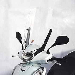 Standard Ersatz Casquillo: Suzuki Sixteen 125 Ux125 08 -/» Suzuki Sixteen 150 Ux150 08 Parabrisas Givi Suzuki Sixteen 125 150 2008 /»