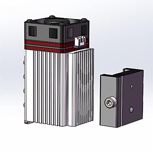Neje 40W Lasermodul Lasermodul Einstellbare Linsenkopf Gravur Zubehör Ersatz, verwendet für CNC Lasergraviermaschine Arduino Gravur Laserkopf