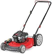 YardMachines 11A-BOBL700 140 cc Gas Manual-Push Lawn Mower