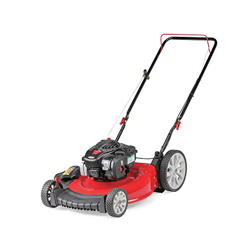 Troy-Bilt 11A-B0SD766 21 in. 140cc OHV 2-in-1 Push Lawn Mower