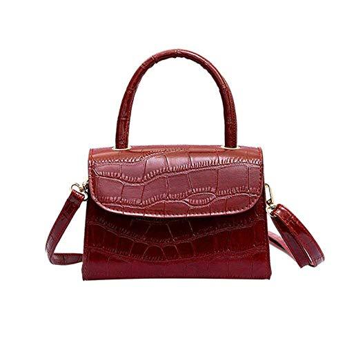 SYART Designer Vintage Alligator dames handtassen hoogwaardige vrouwelijke schoudertassen handtassen dames tassen meisjes leer portemonnee
