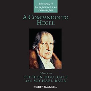 A Companion to Hegel cover art
