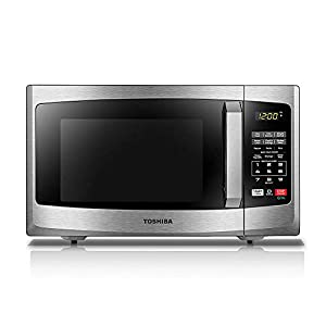 Stylish Stainless Steel with timeless design, external Dimension (wdh): 19. 215. 911. 5 inches, internal Dimension (wdh): 12. 3613. 668. 7 inches Pre-programmed menu for 6 popular foods like popcorn, pizza, potato and more. Rated Voltage is 120V- 60H...