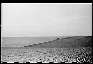 HistoricalFindings Photo: Corn Planting,Jasper County,Iowa,IA,Farm Security Administration,FSA,1940,9