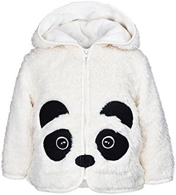 Widgeon Girls Toddler Pandaroo Jacket 3709 Shcp Panda Sherpa 3T product image