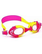 スイミングゴーグル キッズ スイムゴーグル 子ども 水泳 水着用 水中ゴーグル プールゴーグル UVカット 水中メガネ 水中眼鏡 海水浴 競