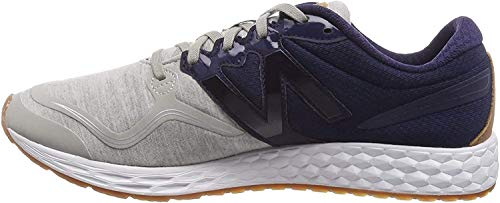 New Balance Fresh Foam Veniz, Zapatillas de Running para Hombre, Multicolor (Silver Mink/Pigment Ri1), 42 EU